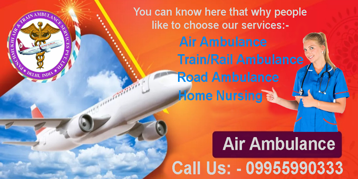 Affordable Fast & Reliable Panchmukhi Air Ambulance in Bangalore
